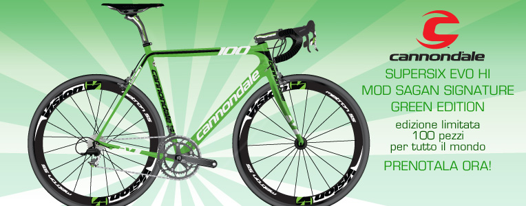 cannondale Sagan edition