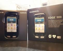 Promo Garmin Edge® 1000 PROMOZIONE meno 30% >GARMIN Edge® 1000+ >sensori velocità e cadenza+ >HRM Premium