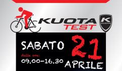 KUOTA Test bike